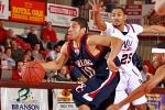 Zach Goodrich vs Oklahoma Wesleyan 2011